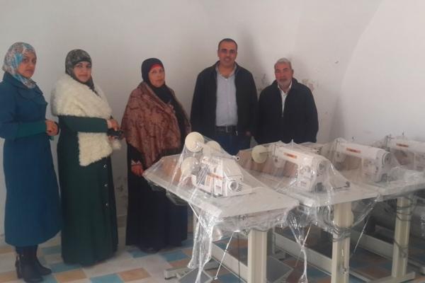 اتحاد لجان المرأة للعمل الاجتماعي يحتفل بإفتتاح وبدء ...