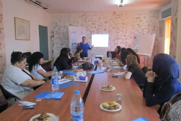 الاجتماع التحضيري الأول لإنشاء شبكة تعزيز المرأة في ...