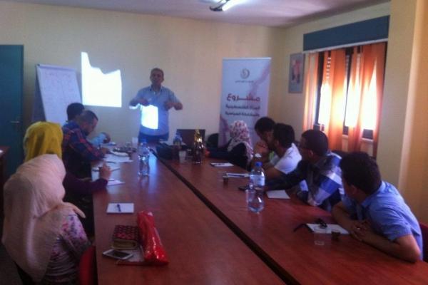 اتحاد لجان المرأة للعمل الاجتماعي يختتم دورة تدريبية ...