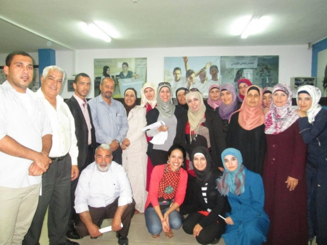 Workshop on Developing Alliances and Forming Advocacy Committees to Promote Women's Role in Politics at the Local Level