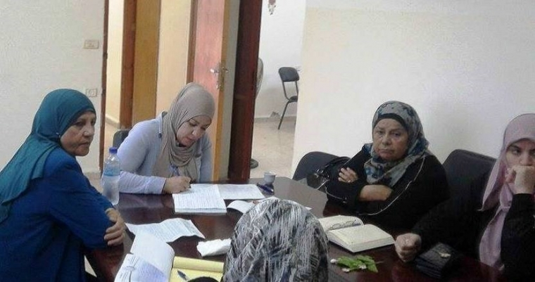 Women's Social participation in assessing needs and building interventions is the ultimate goal, in which I hope to achieve in my career