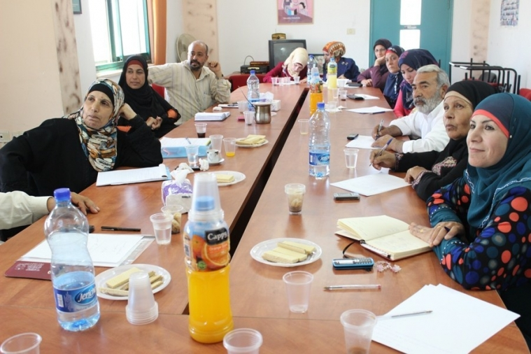 An Initiative to Originate a Community Service Unit in Local and Municipal Councils in Ramallah and Jenin Governorates