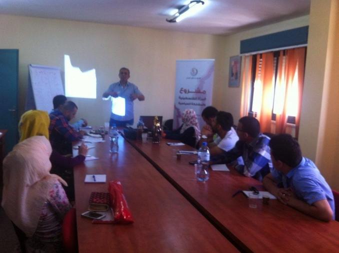 اتحاد لجان المرأة للعمل الاجتماعي يختتم دورة تدريبية متخصصة بعنوان المبادرات الشبابية وانتخابات الهيئات المحلية